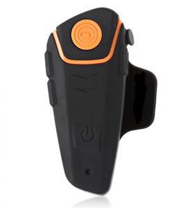 Avec 4 boutons l'intercom moto BT-S2 est ergonomique