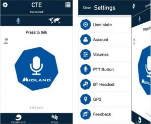 L'application mobile BT Talk