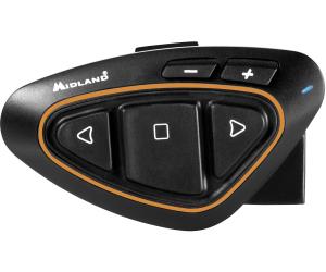 Le Midland BTX1 Pro est ergonomique