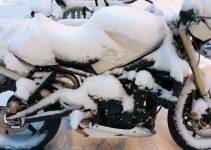 Hiverner sa moto c'est important !