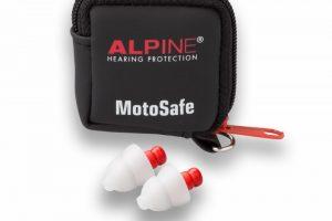 Bouchons d'oreille Alpine Motosafe