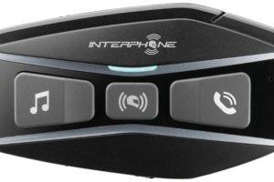 Cellularline Interphone U-com16 en vue latérale